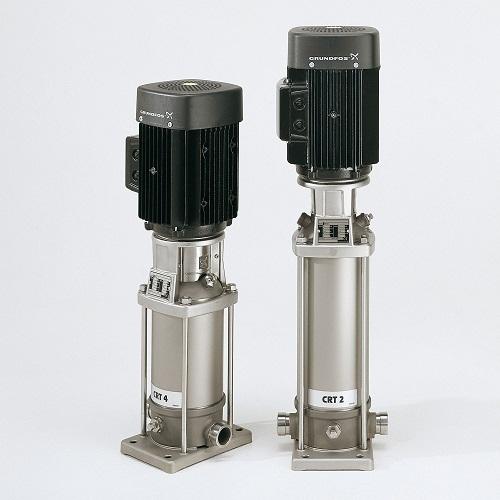 máy bơm ly tâm trục đứng đa tầng cánhGrundfos CR 3-8