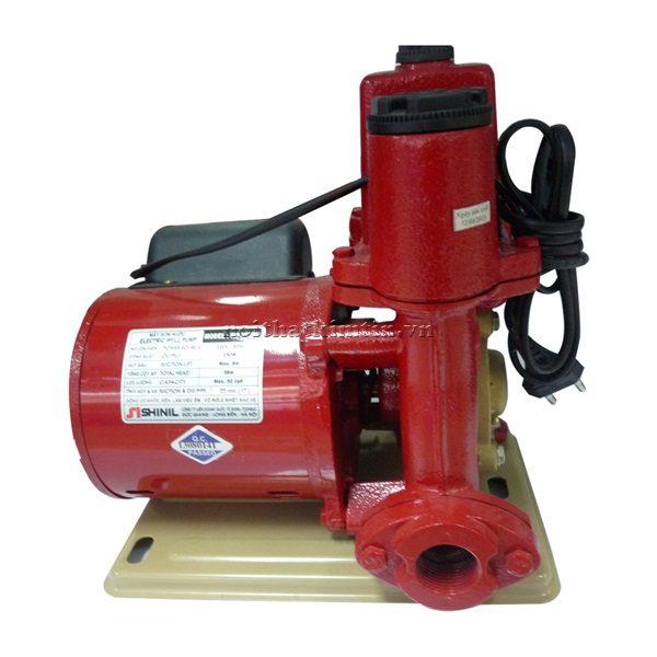 máy bơm nước chân không Shinil 250be